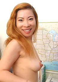 Asian spunker shags all comers